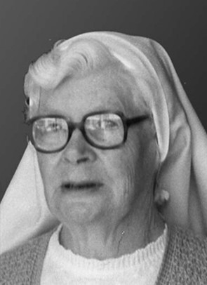 Sr Josephine Cleary IMAGE