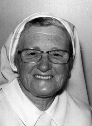 Sr Agnes Connolly IMAGE