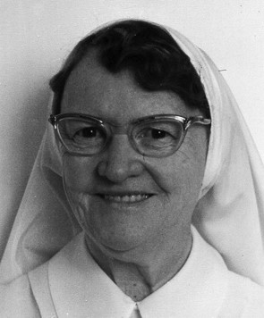 Sr M Josephine Gallagher IMAGE