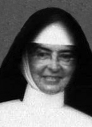 Sr M Pius Gallagher IMAGE