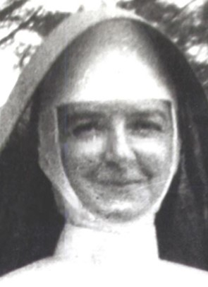 Sr M John Gallagher IMAGE