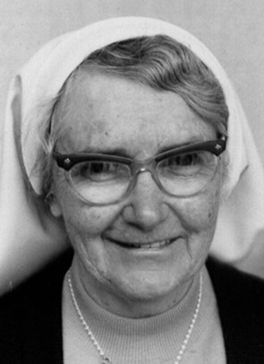 Sr M Anne Louise Gill IMAGE