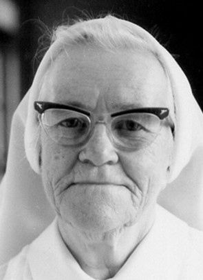Sr Mary Baptist Greer IMAGE