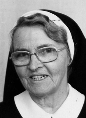 Sr Anne Mary Hatton IMAGE