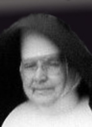 Sr Lucy Johnson IMAGE