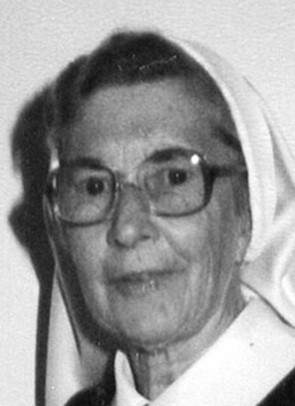 Sr Mary Helen McLoughlin IMAGE
