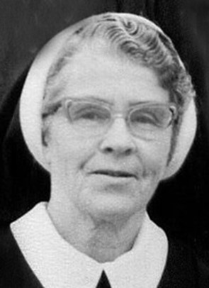 Sr Barbara Martina Smith IMAGE