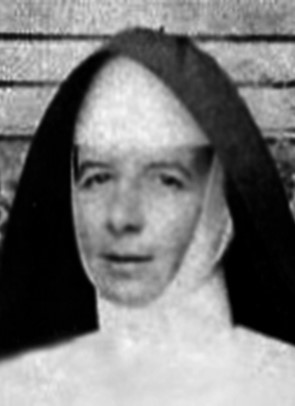 Sr Catherine Williams IMAGE