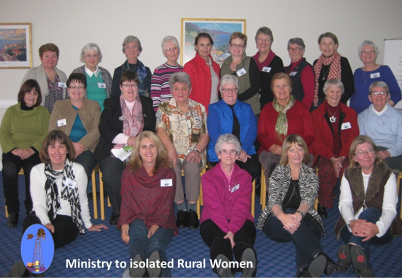 Ministry to Isolated Rural Women