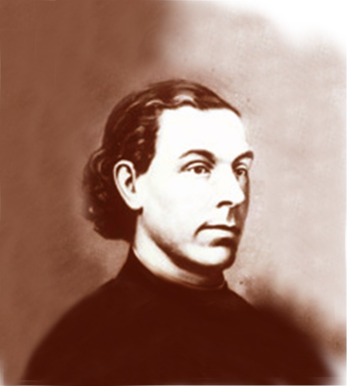 Image:Father Woods Early Life