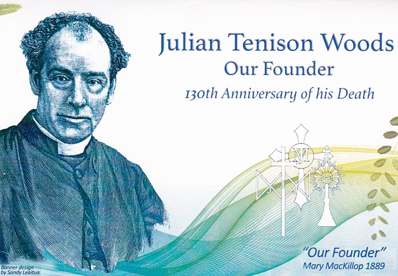 Fr Julian Tenison Woods: A Man before his Time IMAGE